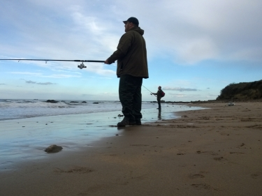 Fishing trips to rivers, fisheries and coastline.